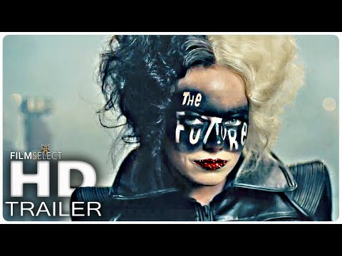 CRUELLA Trailer 2 (2021)