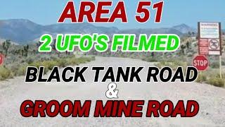 (AREA 51) REAL UFO'S FILMED