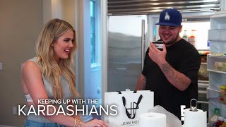 KUWTK | Rob Kardashian Explains Why He's Fighting With Blac Chyna | E!