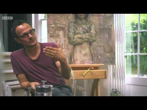 1/2 The Culture Show : A Portrait of Jonathan Yeo