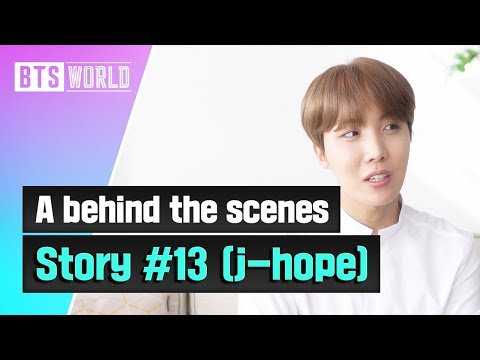 [BTS WORLD] A behind the scenes story #13 (j-hope)