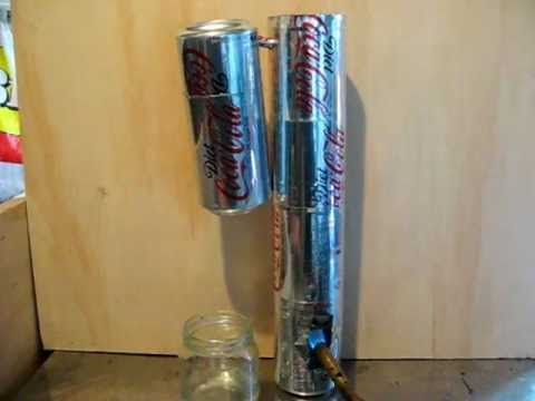 MOONSHINE - The Coke can still - YouTube