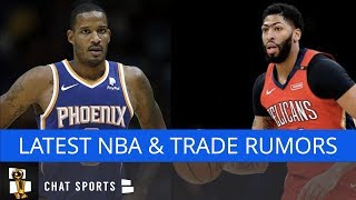NBA Rumors: Lakers Trade Targets, Anthony Davis Trade, Markelle Fultz Trade, Boogie's Timetable