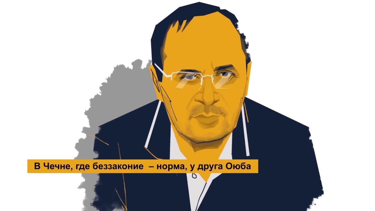 Сфабрикованное обвинение в приобретении наркотиков предъявлено ведущему чеченскому правозащитнику