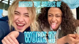 BARELY WORKING • Behind the Scenes of Netflix's, WORK IT