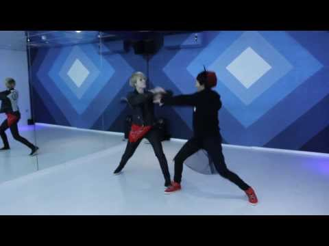 Kai & Lay Centipede + COCO Сover (Dancing 9 Special Stage)