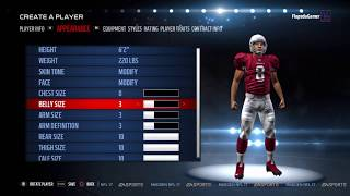 How to make Lamar Jackson in madden 17