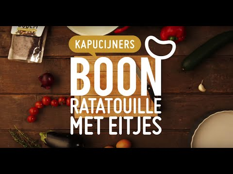 BOON Kapucijners Ratatouille