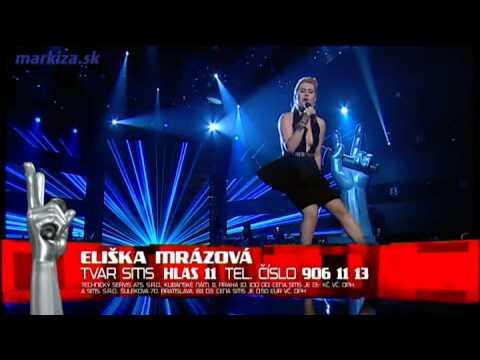 Baixar Hlas Česko Slovenska - Eliška Mrázová - Eminem ft. Rihanna - Love The Way You Lie