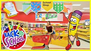BACK TO SCHOOL SHOPPING WITH ALISSON 2018 | TARGET | SISTER FOREVER