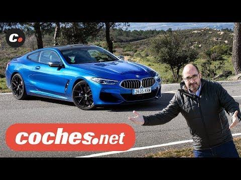 BMW Serie 8 Coupé | M850i | Prueba / Test / Review en español | coches.net