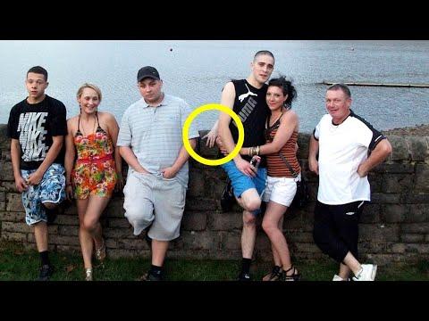 Napravili su idiličnu porodičnu fotografiju. Nekoliko godina kasnije su otkrili nešto zastrašujuće!