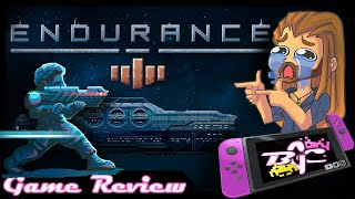 Endurance - Space Shooter: Switch Review (also on PC & Mobile)