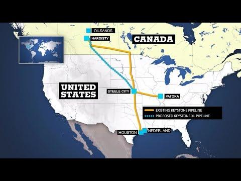 Biden expected to block Keystone XL pipeline