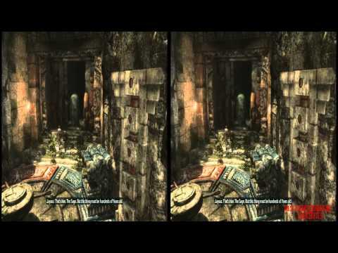 YT3D - Assassins Creed IV 3D: Black Flag Very High Settings Walkthrough Live Stream Part 6