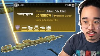 What happened to the Longbow? (Apex Legends)