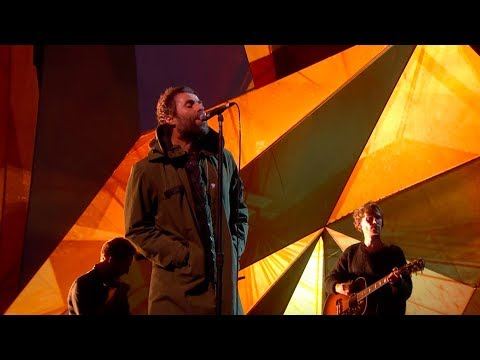 Liam Gallagher - Live Forever (BRIT Awards 2018)