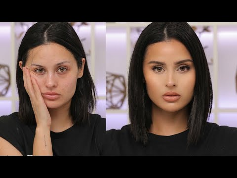 Everyday Fresh Bronze Dewy Makeup Tutorial