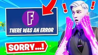 Fortnite's *BIG* Mistake... (RIP)