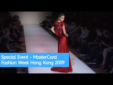 Special Event - MasterCard Fashion Week Hong Kong 2009