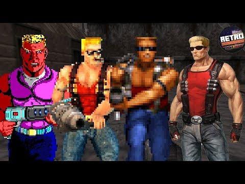 L'histoire de Duke Nukem - YouTube