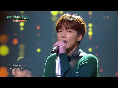 뮤직뱅크 Music Bank - JUST U - 정세운 (JUST U - JEONG SEWOON).20170922
