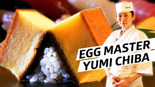 How Master Sushi Chef Yumi Chiba Perfected Tamago — Omakase Japan