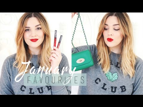 January Favourites | I Covet Thee