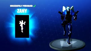 NEW EMOTE ZANY OMG ! Fortnite ITEM SHOP May 18! NEW Featured items and Daily items!