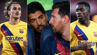 Barcelona's best line-up in 2019/20 season? | SQUAD DEPTH ANALYSIS