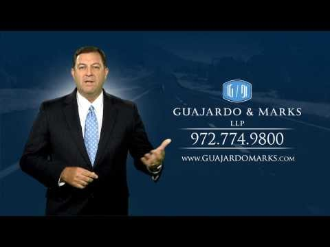 http://www.guajardomarks.com/ If you have been in a car accident, truck wreck or suffered any other personal injury, you may not need a Dallas injury attorney, but it does not hurt...