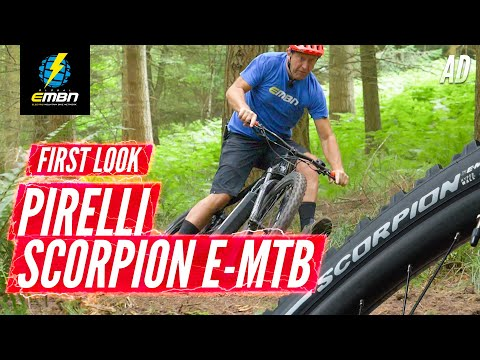 All New Pirelli Scorpion E-MTB Tyres | EMBN First Look & Ride
