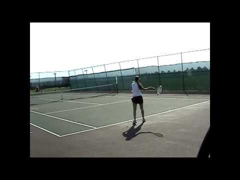 NCCS - Beekmantown Girls Tennis 4-27-11