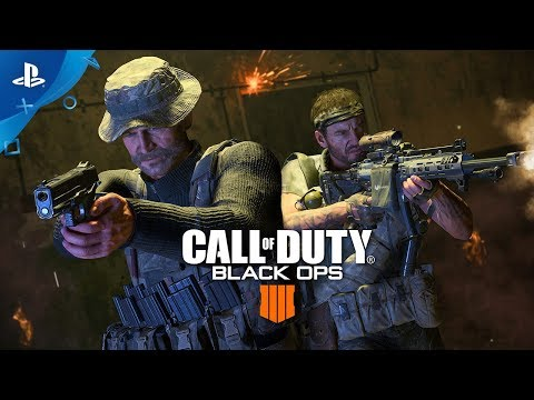 Call of Duty: Black Ops 4 - Classic Captain Price Blackout Character | PS4