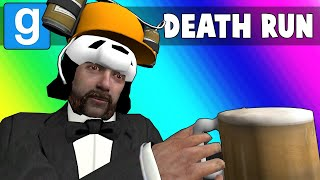 Gmod Death Run Funny Moments - Panda's New Brewery! (Garry's Mod)