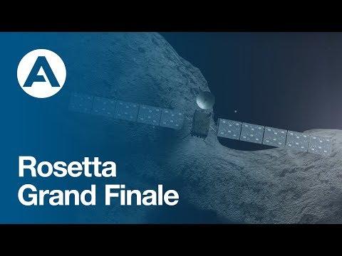 Rosetta - grand finale