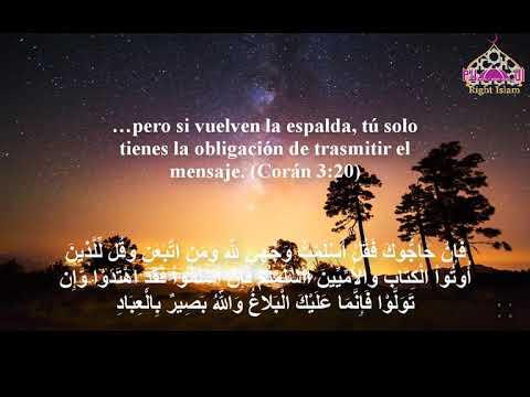 الحاجه لعبادة الله  LA NECESIDAD DE ADORAR SOLO A DIOS
