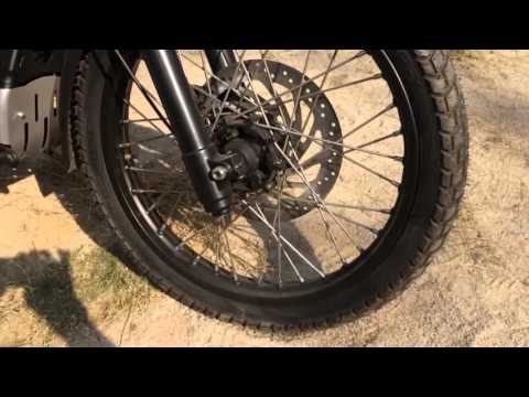 Royal Enfield Himalayan Walkaround