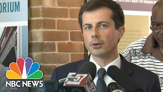 Pete Buttigieg Talks About Changes To Come In Response To South Bend Shooting | NBC News