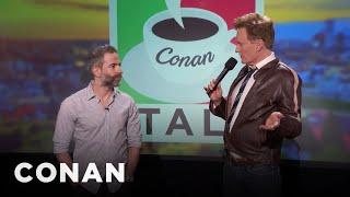 Q&A: How Jordan & Conan Discovered Their Unique Chemistry
