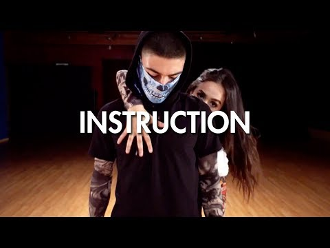 Jax Jones - Instruction ft. Demi Lovato, Stefflon Don (Dance Video)   Choreography   MihranTV