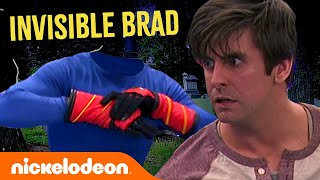 Henry Danger's 'Haunting of Invisible Brad' Scary Halloween Story 👻 | #TBT