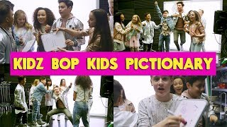 Kidz Bop Kids Play Pictionary