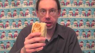 Taco Bell Quesarito Review
