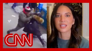 Olivia Munn helps police catch suspect after shocking attack