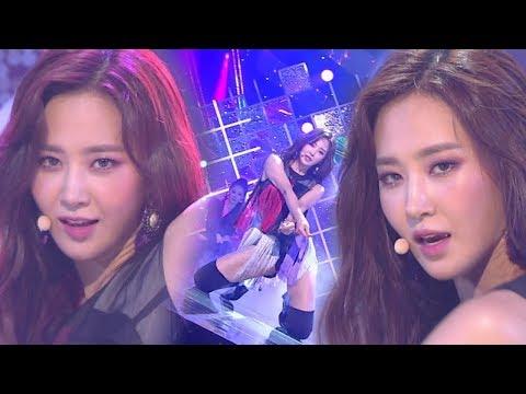 YURI(유리) - Into You(빠져가) @인기가요 Inkigayo 20181007