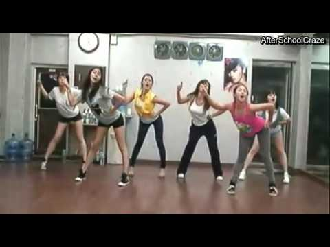 After School - Amoled MV Dance Version Ver.01