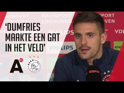 Tadic laat zich niet intimideren door PSV-ers