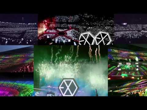 EXO-Ls Singing Compliation