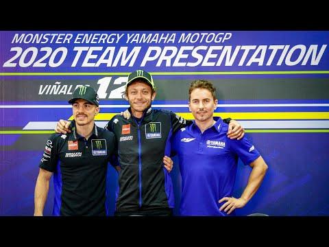 Monster Energy Yamaha MotoGP Press Conference